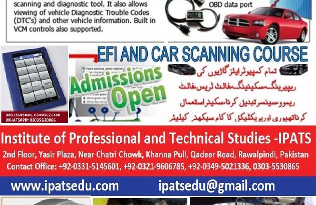 Diploma in EFI Auto Electrician Course in Rawalpindi