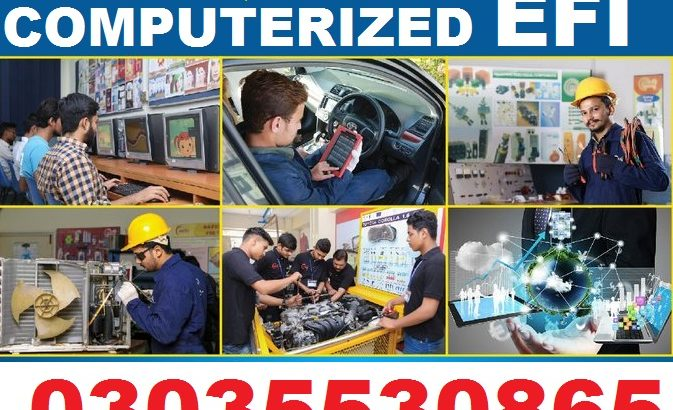 Diploma in EFI Auto Electrician Course in Rawalpindi