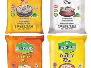 Premium Quality Basmati Rice.Free Delivery