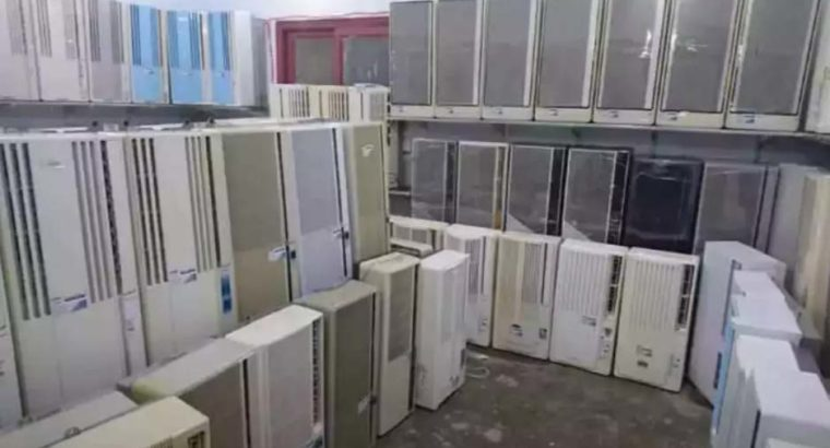 0.75 ton Portable Window Ac Available in Whole Sale Rates.Islamabad