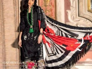 Sana Safinaz Luxury Lawn Collection 2019 Same As Per Original.Delivery Available