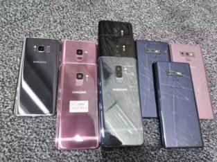 Original Guaranteed.Samsung Note 9 Scratch less UK phone 6gb Ram 128gb