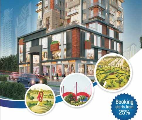 Serene Heights.Apartments / Shops / Offices.On Easy Installment.Islamabad