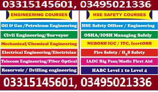 Diploma in Auto Diesel Course In Islamabad (Rawalpindi, Peshawar)