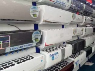 Energy Saving.Brand New 1.5 Ton Inverter AC.on Installments