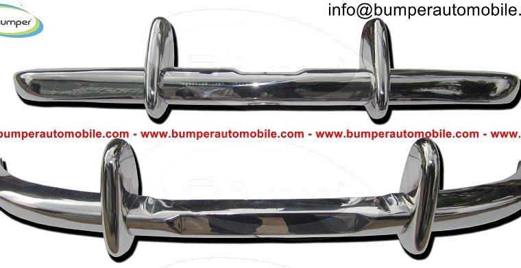Datsun Roadster Fairlady bumper (1962-1970) by stainless steel
