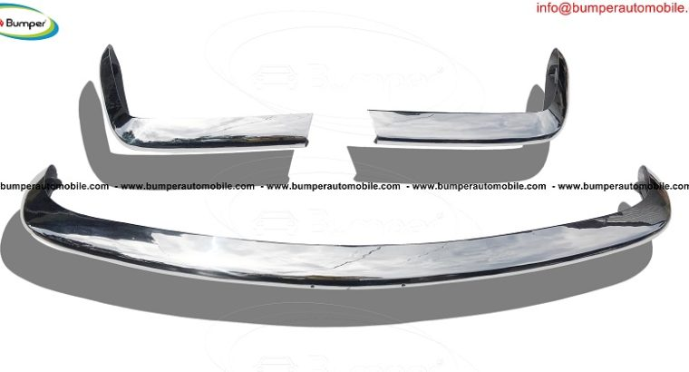 Fiat 124 Spider bumper set (1966–1975)