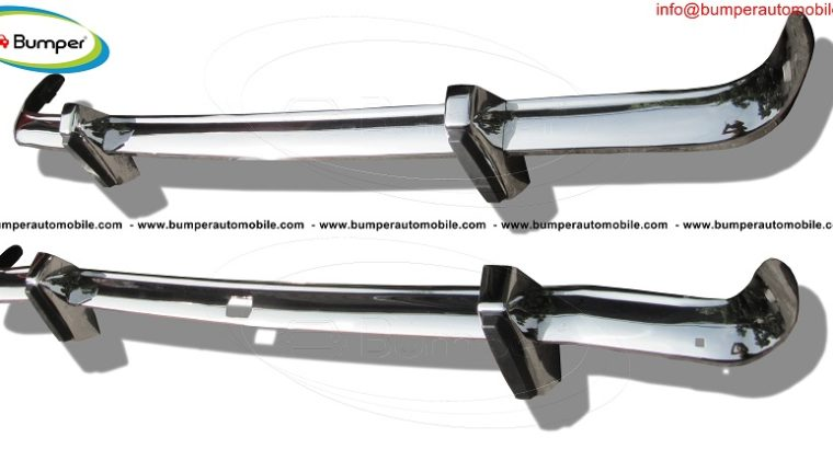 Ford Cortina MK2 bumper set (1966-1970)