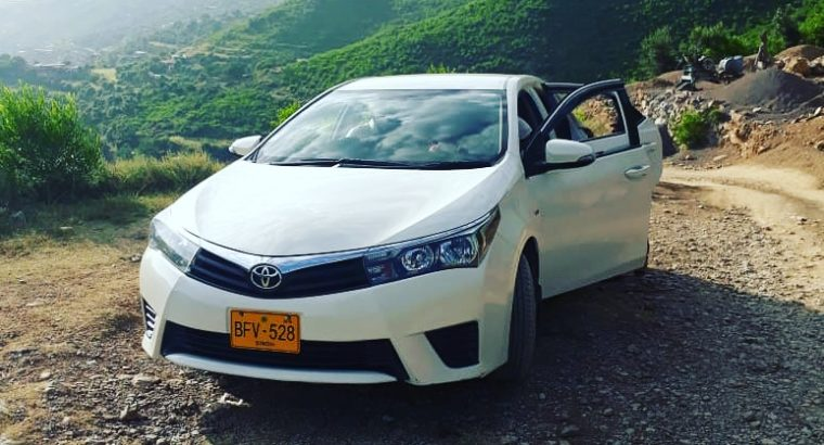 Royal city tours rent a car in karachi