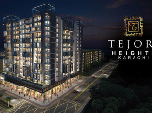 Tejori Heights.4 & 5 Ultra Luxury Apartments.Easy installment