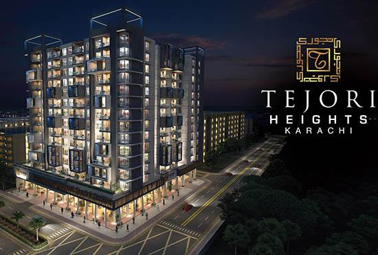 Tejori Heights.4 & 5 Ultra Luxury Apartments.Easy installment