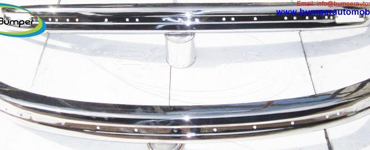 Volkswagen Beetle bumpers 1975 and onwards