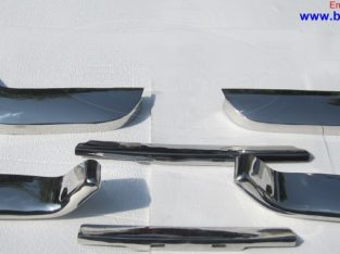 Volvo P1800 Jensen Cow Horn bumpers (1961-1963)