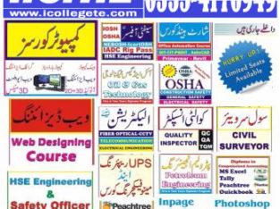 Montessori Teaching Diploma Course in Rawalpindi Peshawar Jhleum