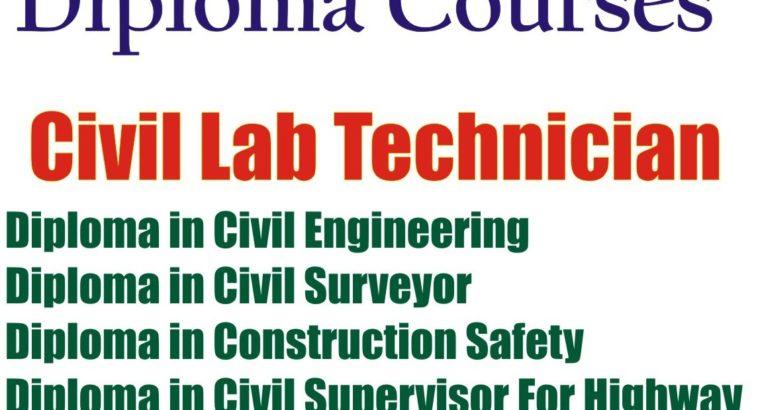 Civil surveyor course in Lahore