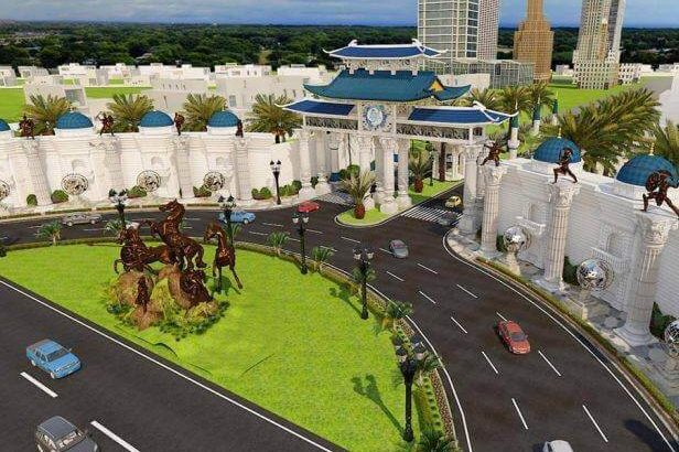 Book Your Plot In Blue World City Just 80,000.Near New Airport Islamabad