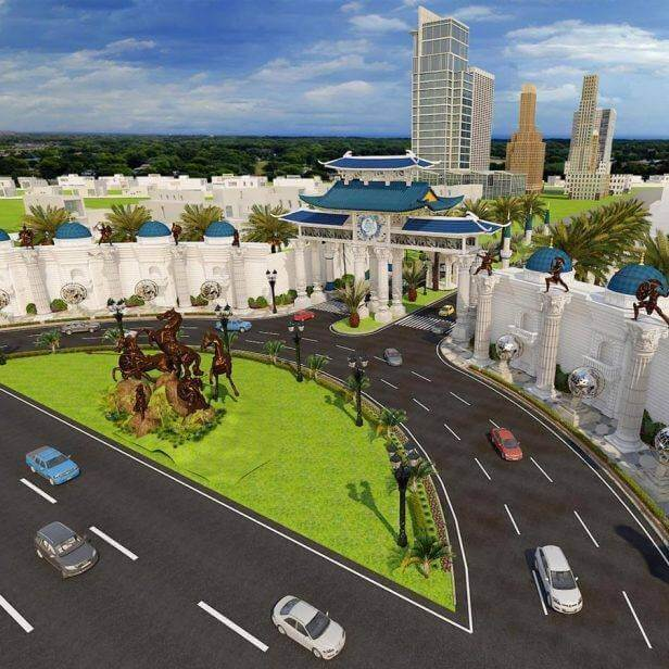 New City Islamabad: Book Your Plot In Blue World City Just 80,000.Near New