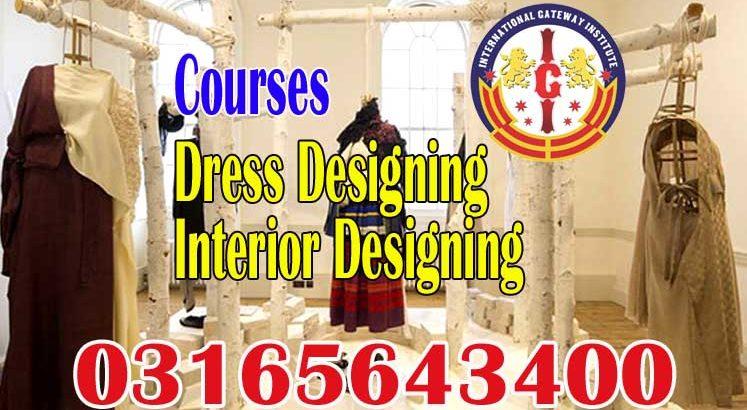 Dress Designing Practical Classes in Rawalpindi, Islamabad, Peshawar, Lahore