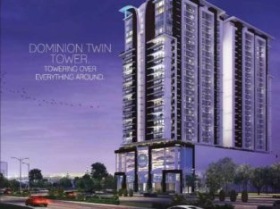 Dominion Twin Tower.6 Beds Duplex Apartment.Best Investment