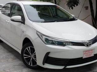 Sood Se Paak Asaan Iqsaat Par.Brand New Toyota Corolla Gli 1.3 Khareeden