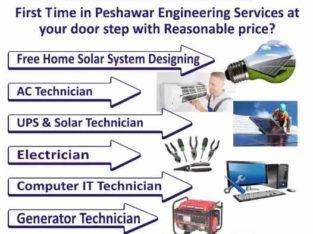 Ac /Generator /UPS /Solar /Computer.Technicians Available At Your Door Step