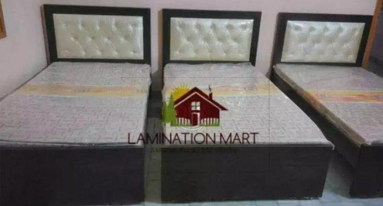 10 Years Guarantee.Single Modern Bed Mart