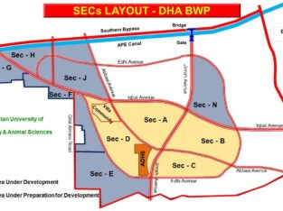 Plots Required In DHA Bahawalpur.Sector A.B Corner/Facing park.Best Offer