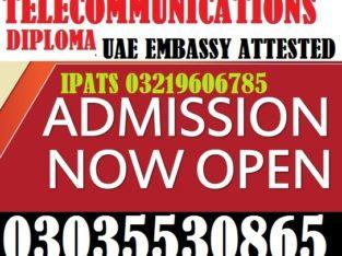 Telecommunication and Fiber optics Diplomas UAE Dubai