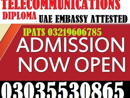 Telecommunication and Fiber optics Diplomas UAE Dubai