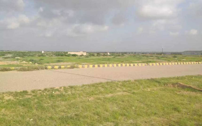 120 Sq Yds Plot In Taiser Town Scheme 45.Best Time For Investment