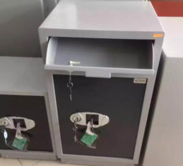 Heavy duty Cash Drop Safe fire proof.imported Digital Lock Paint finished
