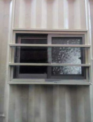 We Manufacturer Modified Shipping Containers.Contact Us