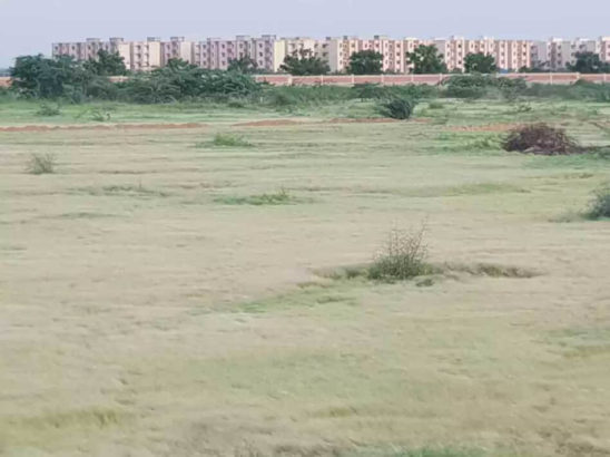 120 Sq yrds Plot Available For Sale.Teacher Housing Society 45