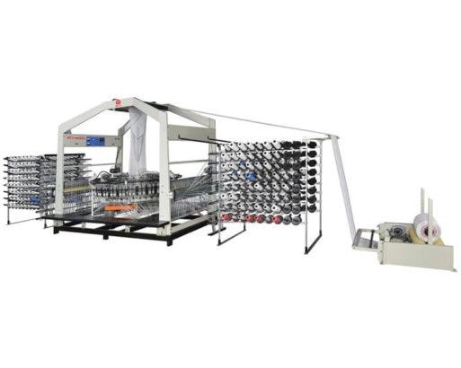 Polypropylene woven sacks making plant.Most Advance Industrial Units