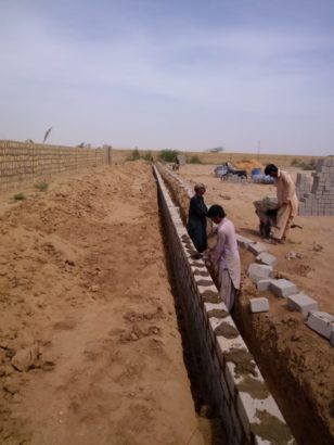 FARM HOUSES PLOTS : Land on installments near DHA City Super Highway Karachi
