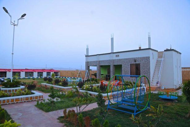 PLOTS PROPERTY : Farm Houses Land on installments near ASF Super Highway Karachi