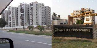 5 Bedroom West Open Corner.3500 sq ft Apartment at Navy Housing Scheme Karsaz