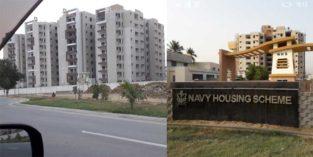 5 Bedroom West Open Corner.3500 sq ft Apartment at Navy Housing Scheme Karsaz