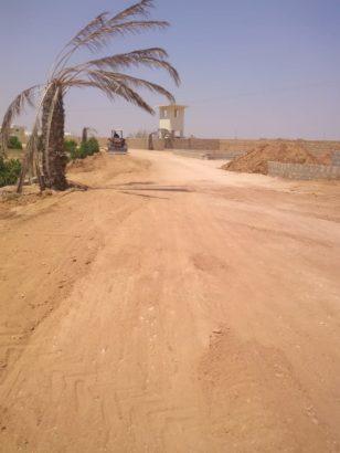 FARM HOUSES PLOTS : Land on installments near DHA City Super Highway Karachi