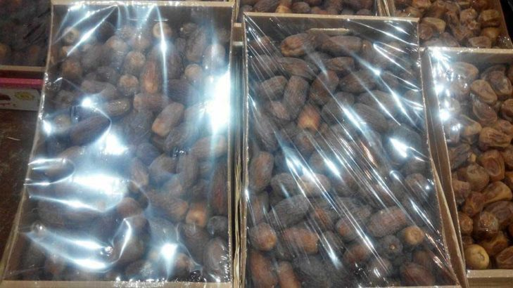 Packing and Exporting Dates & Nuts.Khairpur Foods International