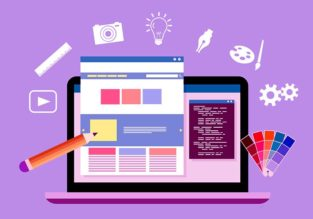 Logo   Web Designing & Application Development   Social Media Marketing