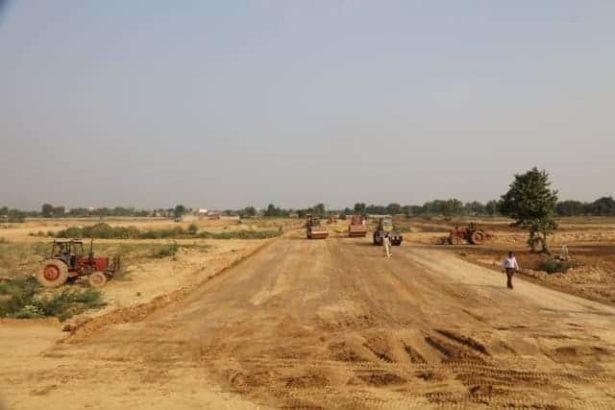 5/7/10 Marla plots in New Lahore City.3 years instalment plan