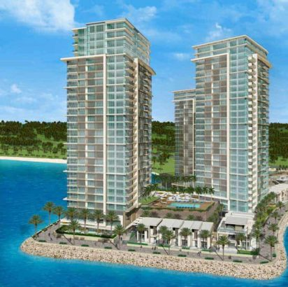 Pearl Towers.Three Beautiful Architectural Masterpieces.Best Sea View Project
