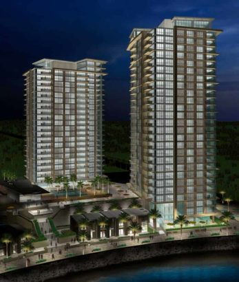 Reef Towers.Two Beautiful Architectural Masterpieces.Best Sea View Project