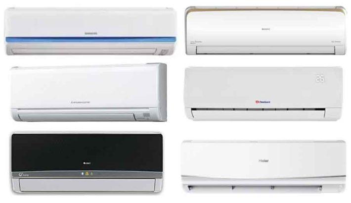 Tamam Brands Ke Split AC.1Ton 22000 2Ton 27000 Complete Fitting.1 Year Warranty