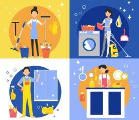 WE provides House maids  Drivers  Cook  Helpers  Nurses  Attendants