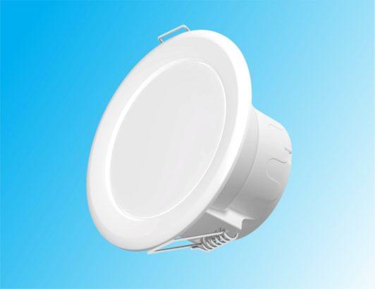 energy efficient warm white led light 7w