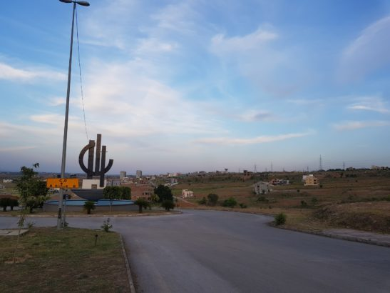 1 Kanal Plot for Sale Sector A DHA Phase 5 Islamabad