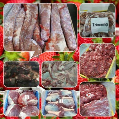 Export All Kinds Of Seafood & Buffalo Cow Goat Lamb Meat & Chicken Feet