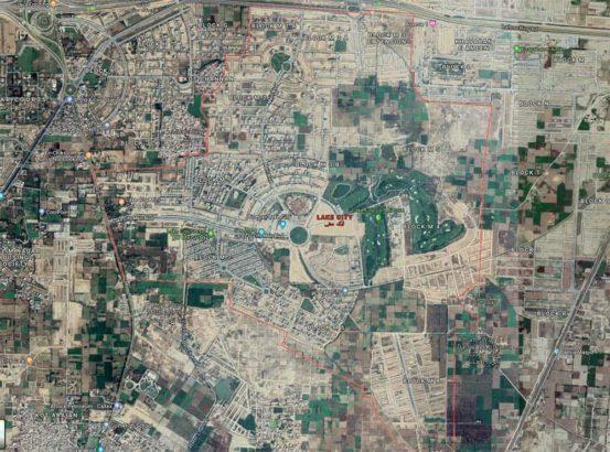 1 & 2 Kanal Plots.M4 Golf Estates | Lake City Lahore
